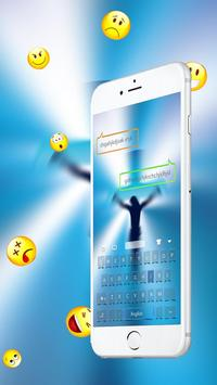 Crucifix Keyboard Theme apk screenshot