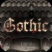 Gothic Keyboard Theme icon