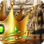 Royal Throne Keyboard Theme icon
