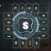 Galaxy Space Keyboard Theme icon