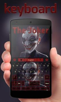 Joker GO Keyboard Theme poster