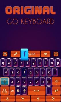 Original Keyboard Theme &Emoji screenshot 5