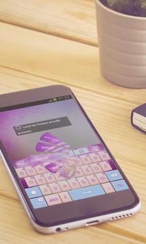 Aquatic Frame Keyboard Art apk screenshot