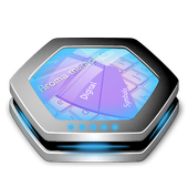 Aroma therapy Keyboard Art icon