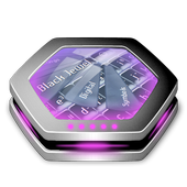 Black Jewel Keyboard Art icon
