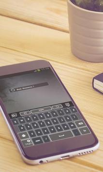 Black Rhinoceros Keyboard Art apk screenshot