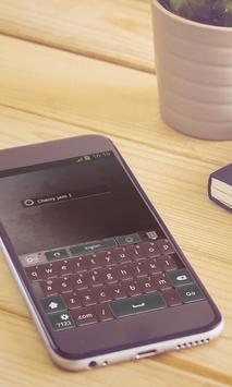 Cherry jam Keyboard Art screenshot 6
