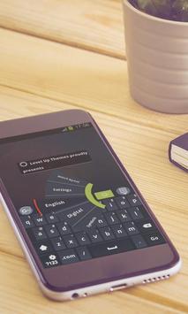 Cromática GO Keyboard imagem de tela 8