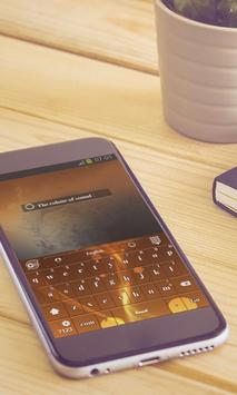 Shine Touch Keyboard Art apk screenshot