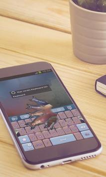 Star corals Keyboard screenshot 1