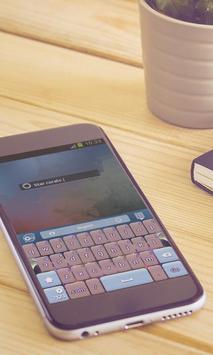 Star corals Keyboard screenshot 2