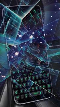 Black Keyboard poster