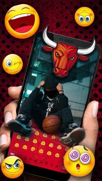 Power Bulls Keyboard apk screenshot