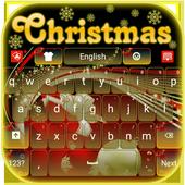 Christmas Keyboard icon