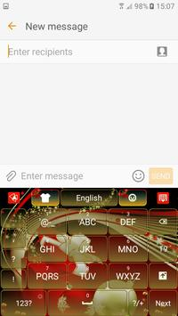 Christmas Keyboard apk screenshot