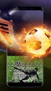 Football Player Keyboard screenshot 1