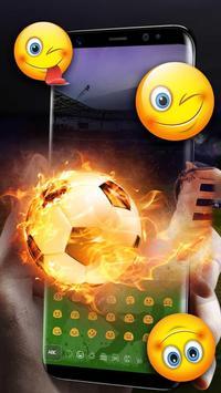 Football Player Keyboard screenshot 2