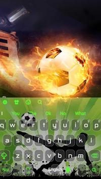 Football Player Keyboard screenshot 3