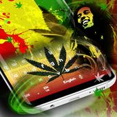 Weed Reggae Keyboard icon