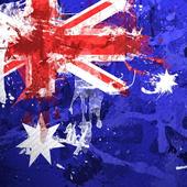 Australia GO Keyboard theme icon
