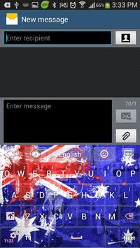 Australia GO Keyboard theme apk screenshot