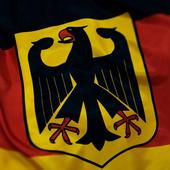 German GO Keyboard HD theme icon