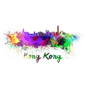 Hong Kong  GO Keyboard theme icon