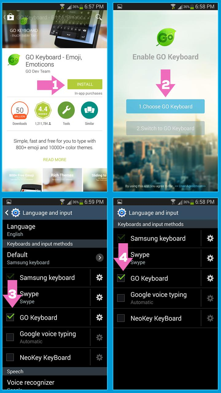 Cracked Keyboard for Android - APK Download