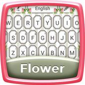Flower Keyboard Theme icon