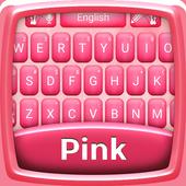 Love Pink Keyboard Theme icon