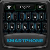 Smartphone Keyboard Theme icon