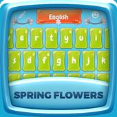Spring Flowers Keyboard Theme icon