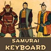 Samurai Keyboard Theme icon