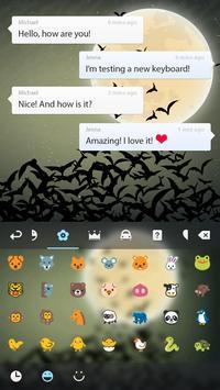 Bats Keyboard apk screenshot