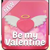 Be my Valentine Theme icon