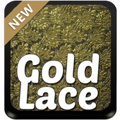 Gold Lace Theme icon