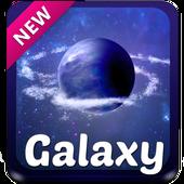 Galaxy Theme icon