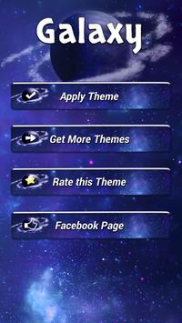 Galaxy Theme screenshot 6