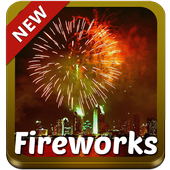 Fireworks Theme icon