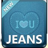 Jeans Keyboard icon