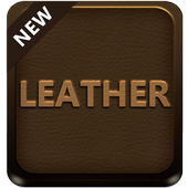 Leather GO Keyboard icon