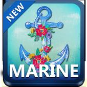 Marine Keyboard icon
