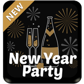 New Year Party Theme icon