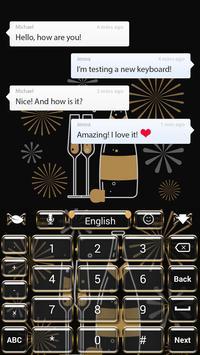New Year Party Theme apk screenshot