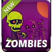 Scary Zombies Theme icon