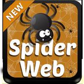 Spider Web Keyboard icon
