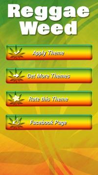 Reggae Weed Keyboard apk screenshot