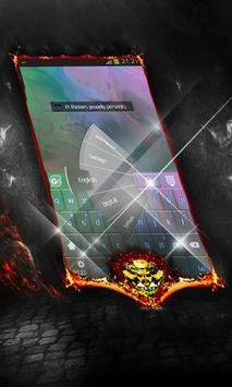 Covered in dew Keyboard Cover poster