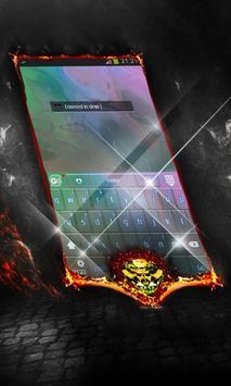 Covered in dew Keyboard Cover screenshot 2