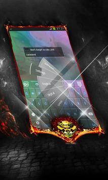 Covered in dew Keyboard Cover screenshot 3